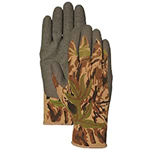 Bellingham Glove 302 Camo Liner with Latex Gloves, X-Large