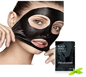 Cheer Black Head Lot de 12 Masques de Gommage Supprime Points Noirs/Acné