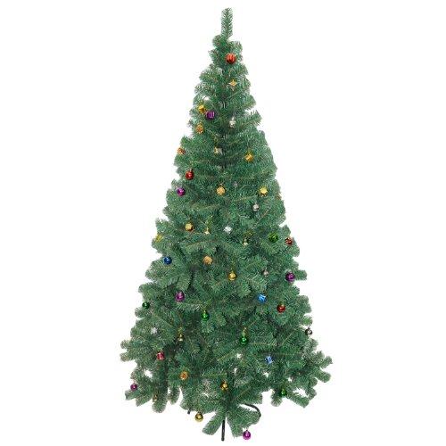 outsunny-albero-di-natale-artificiale-abete-con-decorazioni-150cm-verde-folto