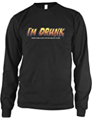 Drunk Youre Thermal Trendy Drinking