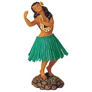 Amazon.com: Dashboard Doll - Hula Girl Dancing: Automotive