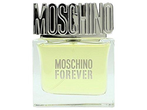 Moschino Forever Eau de Toilette, Uomo, 50 ml