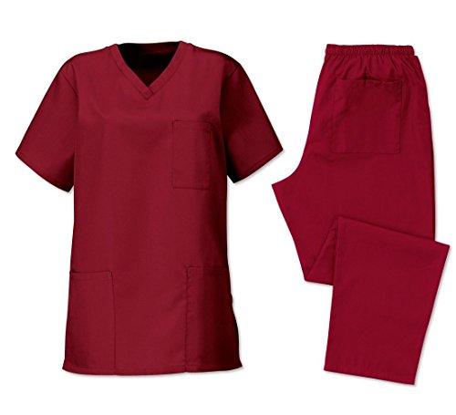 Unisex Theatre per camice donna e uomo (Set di casacca & pantaloni)