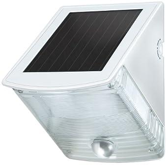 a brennenstuhl 1170870 lampe lampe led murale solaire luminaires et eclairage m500. Black Bedroom Furniture Sets. Home Design Ideas