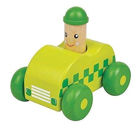 New Classic Toys - 1972 - Maquette De Voiture - Petite Auto Squeaky - Vert