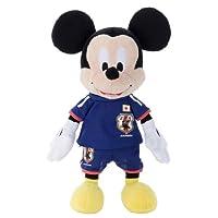 ディズニー サッカーコレクション ミッキーマウス ぬいぐるみ 日本代表
