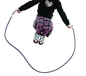 Buy 8-Foot Blue Jump Rope by Just Jump It