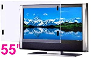 55 inch TV-ProtectorTM TV Screen Protector for LCD, LED & Plasma HDTV