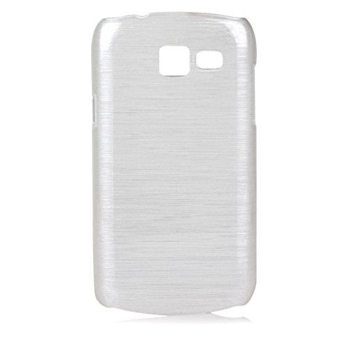 ImagineDesign Premium Marbello Finish Ultra Thin Hard Case Back Cover for Samsung Galaxy Trend GT S7392 (White)  available at amazon for Rs.129