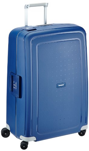 Samsonite S'cure Spinner 75/28, 75 cm, 102 litri, Dark Blue