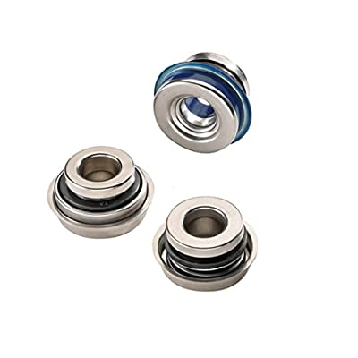 "Gogoal Mechanical seal FB shaft size 1/2""M Cartridge Seal Replace JOHN CRANE TYPE 6A 1/2""M and EKK EH795 1/2""M for Automobile Cooling Pump and Water Pump"