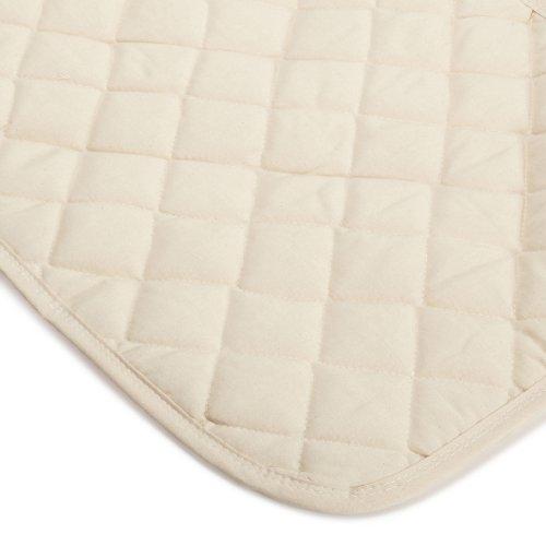Bargoose Natural Cotton Top Bassinet Pads - 1