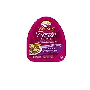 Wellness Mini-Filets Tender Turkey Petite Entrées, 3-Ounce, 24-Pack