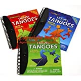 Tangoes Magnetic トラベル パズル _ Bundle of 3 キット