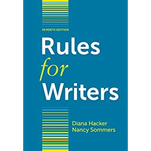 Rules for writers 7th edition free