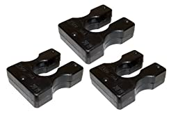 Weight Stack Adapter Plates- 2.5lb Set of 3, Great Gift Item!