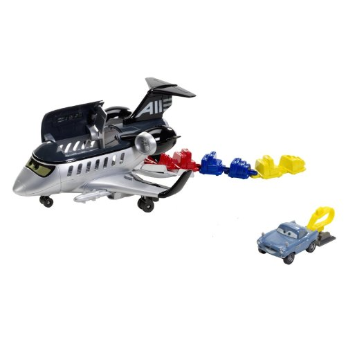 Cars-2-Action-Agents-Spy-Jet-Getaway-Vehicle-Playset