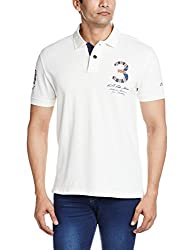 U.S.Polo.Assn. Men's T-Shirt (8907259680392_USTS2434_Medium_Ivory)