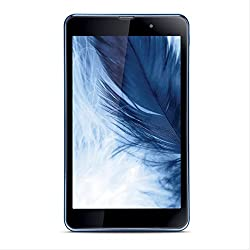 iBall Slide Co-Mate Tablet (WiFi, 3G, Voice Calling), Metallic Blue
