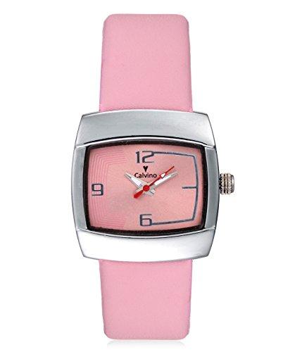 Calvino Calvino Women's Pink Watch CLAS-149117_PINK-PINK (Multicolor)