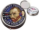 Van Gogh Crazy Things Happen If You Forget Your Meds Pill Box