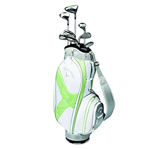 Callaway Lady Solaire Ii Full Set 9 Pieces from Callaway