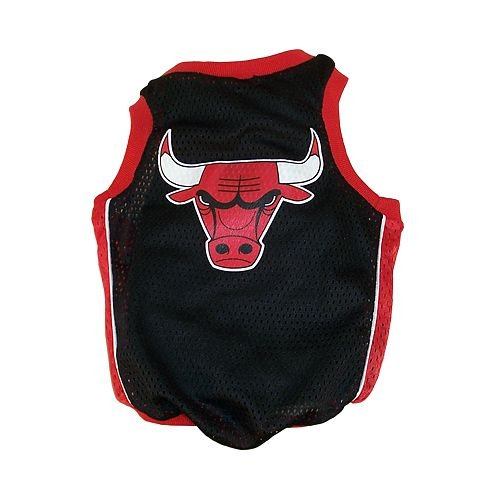 Sporty K9 Chicago Bulls Basketball Dog Jersey, Medium at Amazon.com