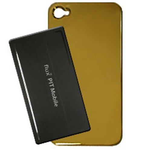 Art Hotsuma (iPhone4/4S専用カバー) iPカバー防磁 12ゴールドG