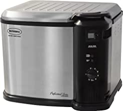 Masterbuilt 23011114 Butterball Indoor Gen III Electric Fryer Cooker Extra Large Capacity