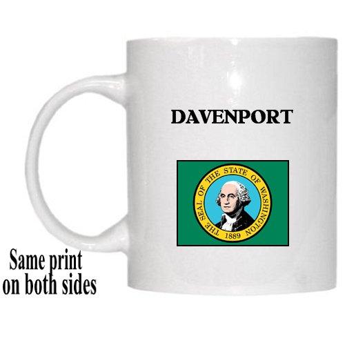 Davenport Mug