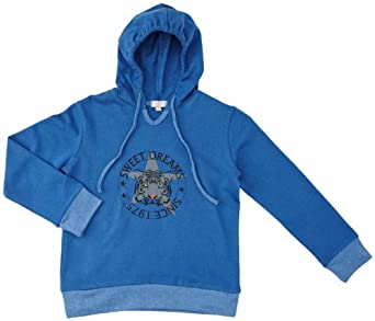 Le marchand d'étoiles - sweat-shirt à capuche - garçon - bleu - 02 ans