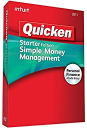 Quicken Deluxe Set Goals & Save More Personal Finance 2011