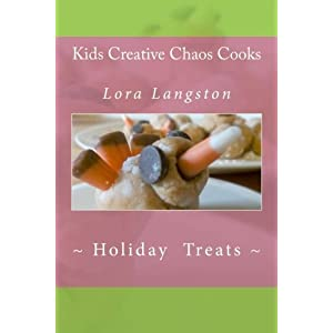Easy Kid's Make and Mix Cookbook Recipes