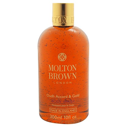 Molton Brown Gel da Bagno Oudh Accord & Gold - 300 ml