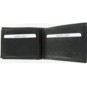 Men's Genuine leather wallet 1852