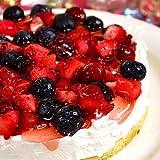 クリスマスケーキ 誕生日ケーキ バースデーケーキ ミックスベリーのフルーツケーキ(5号:直径15cm)