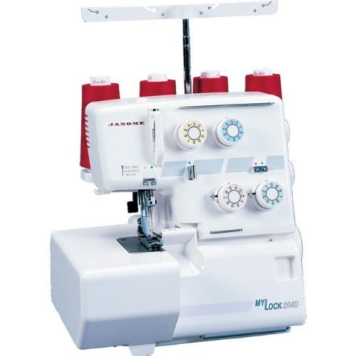 Janome MyLock 204D Serger By The Each