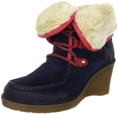 Josef Seibel Schuhfabrik GmbH Ina 03 Ankle Boots Womens Red Rot (sera/rot 214) Size: 7 (41 EU)