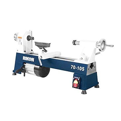 Review RIKON Power Tools 70-105 10 x 18 1/2 hp Mini Lathe