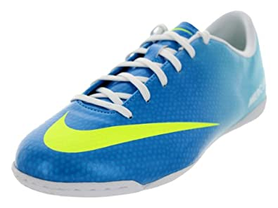 Nike Jr Mercurial Victory IV IC - (Neptune Blue/Tide Pool Blue/Volt) (6Y)