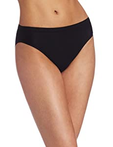 ExOfficio Women's Bikini Briefs,Black,Large