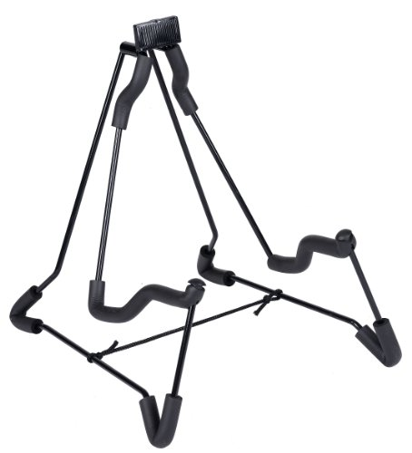 Musician'S Supply Folding Guitar A-Frame Stand