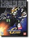 203 W-Gundam Zero Custom – Mobile Suit – XXX-G00W0 SD Gundam G Generation Zero Series Model Kit…