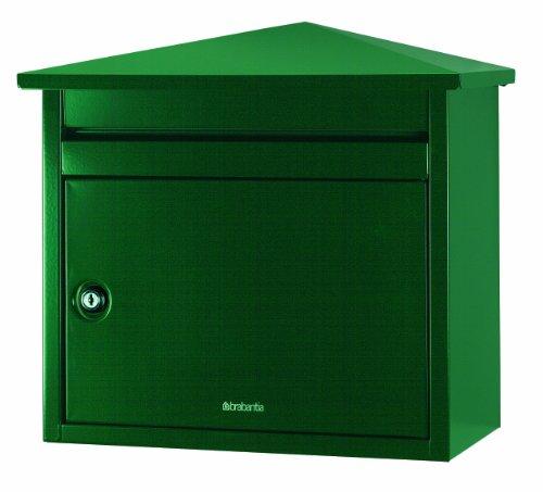 Brabantia B560 Postbox, Green