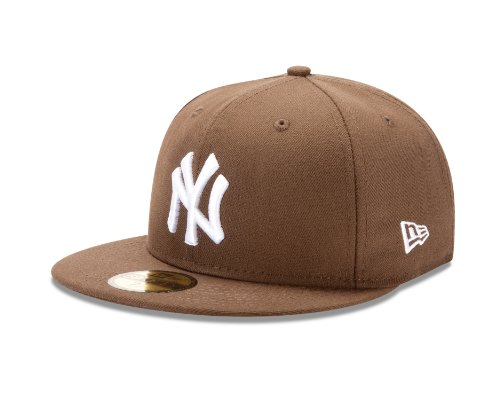 MLB New York Yankees MLB Basic Walnut 59Fifty