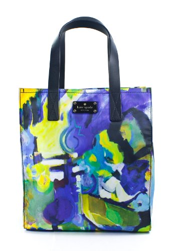 Kate Spade Alissa Abstract Garden Abstractirs Tote