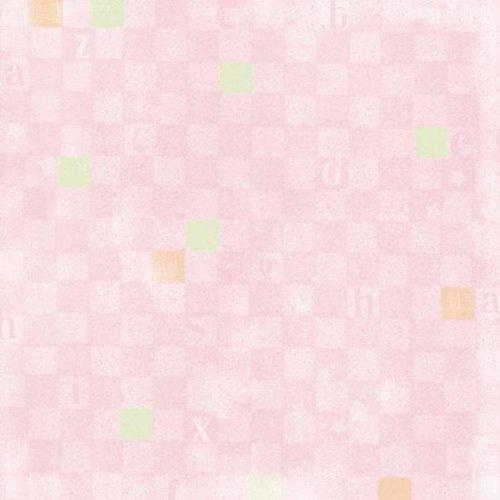 BABY GIRL PAPER BLC/PK POLKDOT