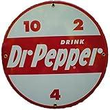 Dr Pepper Porcelain Sign