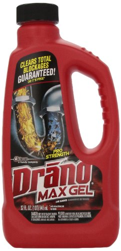 Johnson S C Inc 00117 Drano Max Clog Remover