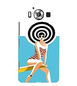 Googles Spects Vision 3D Hard Polycarbonate Designer Back Case Cover for Nokia Lumia 950 :: Microsoft Lumia 950